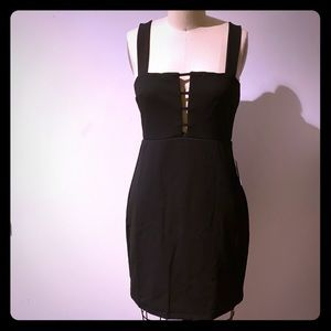 EXPRESS BLACK SHEATH DRESS